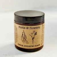 Roots & Flowers Detox Mineral Mask- Assorted One