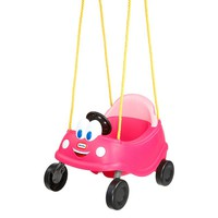 Little Tikes Princess Cozy Coupe First Swing (Pink)
