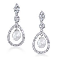 Bling Jewelry Aisle Walk Earrings