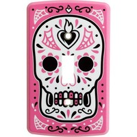 Sugar Skull Switchplate by Sourpuss Clothing (Pink)