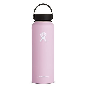 40 oz Wide Mouth Hydro Flask - Lilac