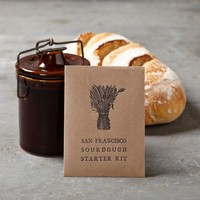 San Francisco Sourdough Starter Kit