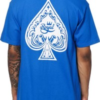 Royal Ace Of Spades T-Shirt