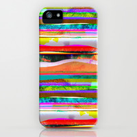 Conjoined Realities iPhone & iPod Case by Tyler Spangler