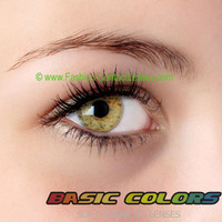 Basic Color Honey Contacts the quick beauty fix for your eyes