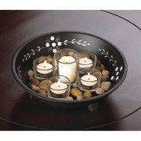 Candle Cups Tabletop Accent Set