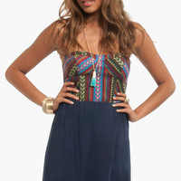 Natasha Aztec Dress $37