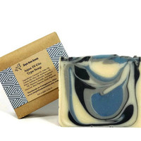 Aqua Di Gio Type Soap, Man Soap, Handmade Soap, Vegan Soap, Gift under 10