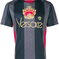 Football Logo Insignia Jersey by Versace