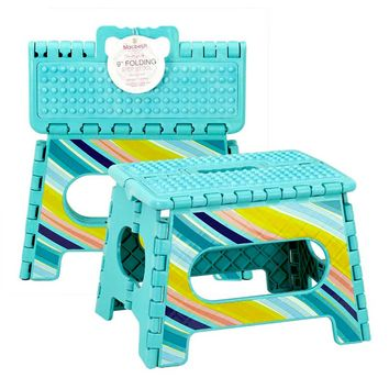 Fold Away Step Stool - Harlow Malibu