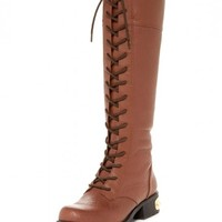 CIRCUS BY SAM EDELMAN | Circus by Sam Edelman Gillian Tall Lace-Up Boot | Nordstrom Rack