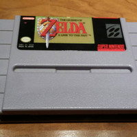 Free shipping - The Legend of Zelda : Link to the past Super Nintendo snes nes system game LOZ LTTP