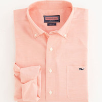 Men's Button Down Shirts: Tucker Shirt - Sun Soaked Oxford – Vineyard Vines