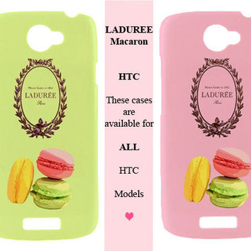 HTC Case - Macaron Fashion Cover - available for htc one s, htc amaze 4 g,htc sensation xl, htc desire hd, htc desire s and more