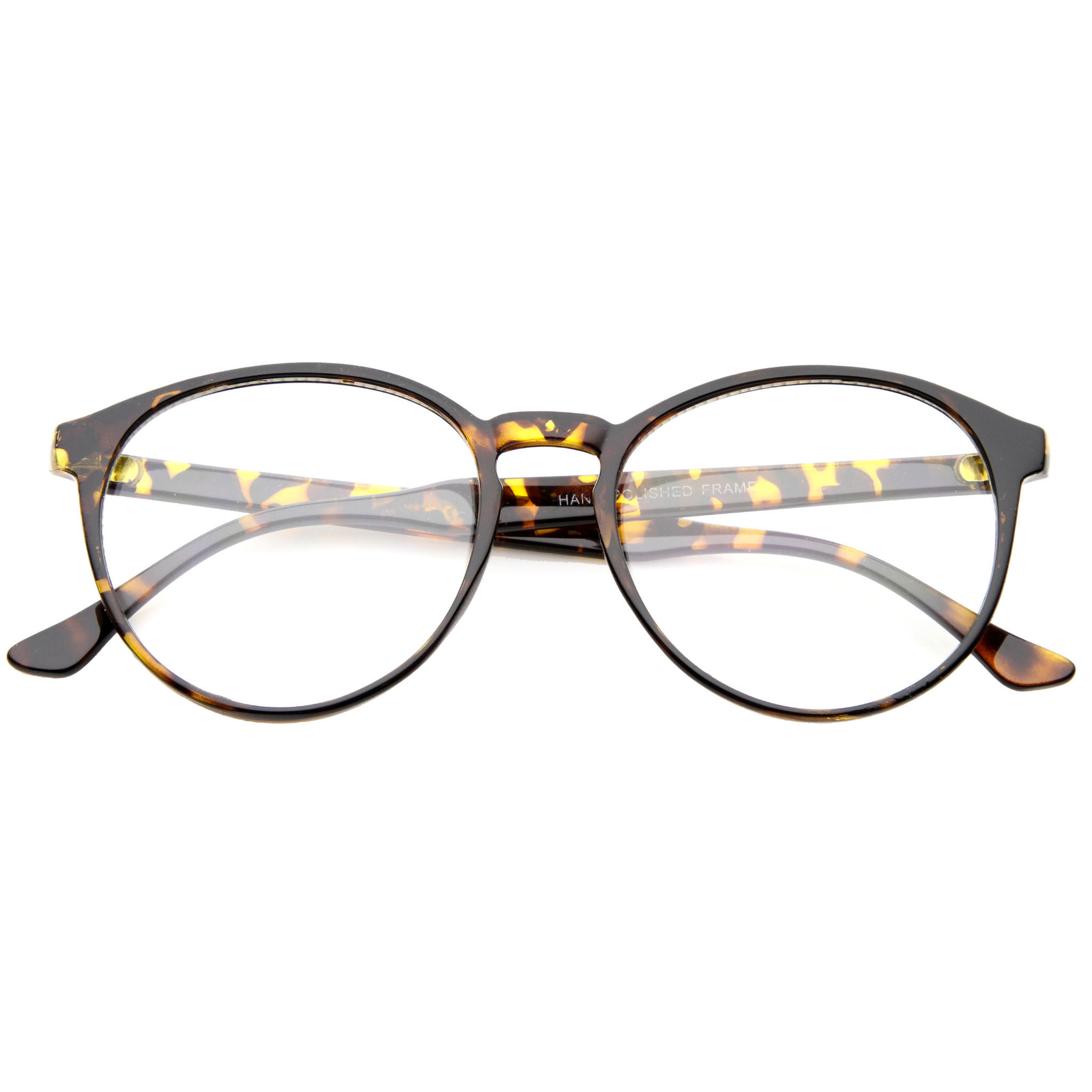 34a22e55a2 Retro Indie Dapper P3 Clear Lens RX from zeroUV