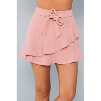 Human Nature Skirt (Blush)