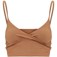 Bronze Basic Bralet