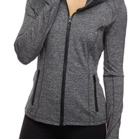 Active Zip Thru Jacket