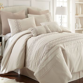 Shadow Creek 8-pc. Comforter Set