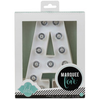 Heidi Swapp™ Marquee Love® Letter Kit, A