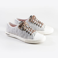 Grey Jersey Todd Snyder + Seavees Army Issue Low Sneaker
