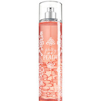 Pretty as a Peach Fine Fragrance Mist - Signature Collection | Bath And Body Works