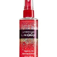 Travel Size Fine Fragrance Mist A Thousand Wishes