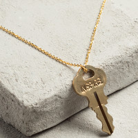 The Giving Keys Dainty Necklace