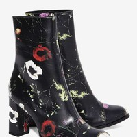 Matisse Graffiti Leather Boot