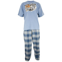 Tigers Relaxed Women's Pajama Set