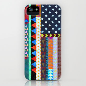 Boho America iPhone & iPod Case by Schatzi Brown | Society6