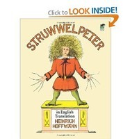Struwwelpeter in English Translation (Dover Children's Classics)