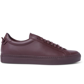 Givenchy - Leather Sneakers