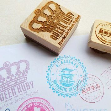 DIY Wood rubber Personalized Custom Wedding Stamps Invitation Card Seal Date Couples Name Stamp DIY Cards Stamps Wedding Favors