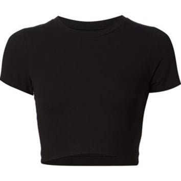 Getting Back To Square One Cropped T-shirt - Farfetch
