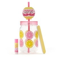 Simple Pleasures 3-pc. Lemonade Stand Mason Jar Gift Set