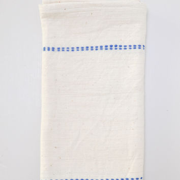 Stripe Napkin - Blue