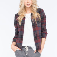 VOLCOM Desert Coast Womens Flannel Shirt | Flannels & Plaids