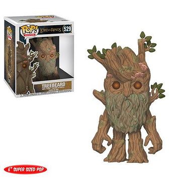 Funko POP Movies Lord of the Rings Treebeard 6-inch Vinyl Toy No 529