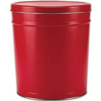 3.5 Gal Red Custom Tin