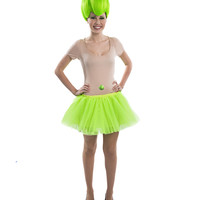 Green Troll Womens Adult Costume – Spirit Halloween