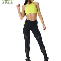 Mist Neon. Leggings