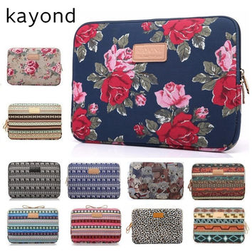 "2017 Newest Brand Kayond Bag For Laptop 11"",12"",13"",14"",15"",15.6 inch,For ipad Tablet 9.7""Case For MacBook Air Pro,Free Shipping"