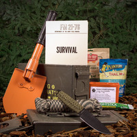 Indestructible Survival Kit | The Outdoor Survival Ammo Can