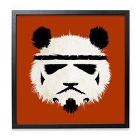 Storm Panda Print by Danny Haas at Firebox.com