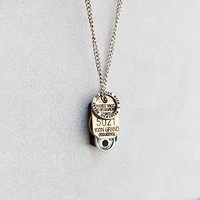Icon Brand Mega Mix Necklace- Silver One