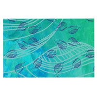 "Catherine Holcombe ""Sweet Summer Swim"" Decorative Door Mat"