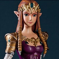 The Legend of Zelda: Princess Zelda 1:4 Scale Statue