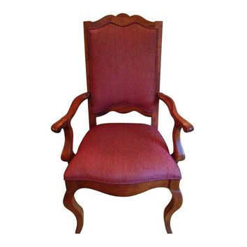 Pre-owned Century Furniture Upholstered Armchair