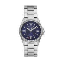 Juicy Couture Women's Stella Stainless Steel Watch (Grey)